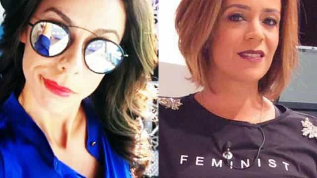 Rita Ferro Rodrigues e Cautela comentam capa polémica da 'Cristina'