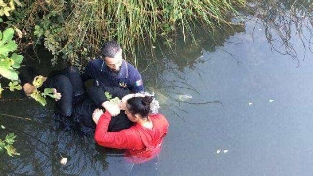 Jovem atleta salta ao rio para salvar idosa em Torres Novas
