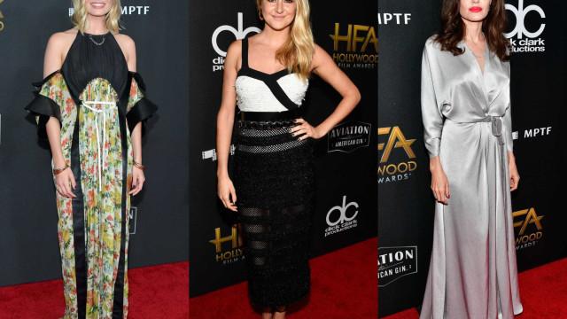 As estrelas que brilharam nos 21st Annual Hollywood Film Awards