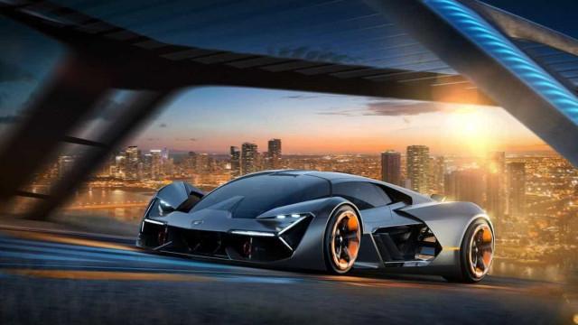 Este é o resultado da colaboração entre a Lamborghini e o MIT