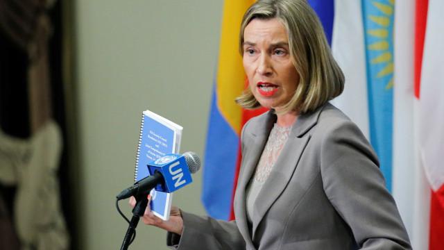 Venezuela: União Europeia apoia plenamente Assembleia Nacional