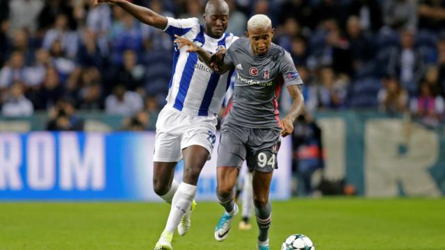 """Talisca e o FC Porto: """"É o mais forte da Liga"""""""