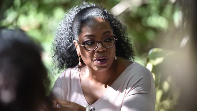 Morreu a mãe de Oprah Winfrey