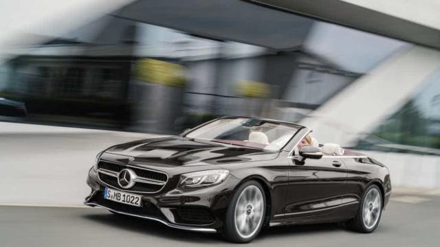 Mercedes-Benz bate mais uma vez o recorde de vendas em outubro