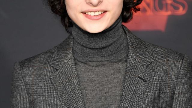 Jovem ator de 'Stranger Things' prepara-se para lançar primeiro álbum