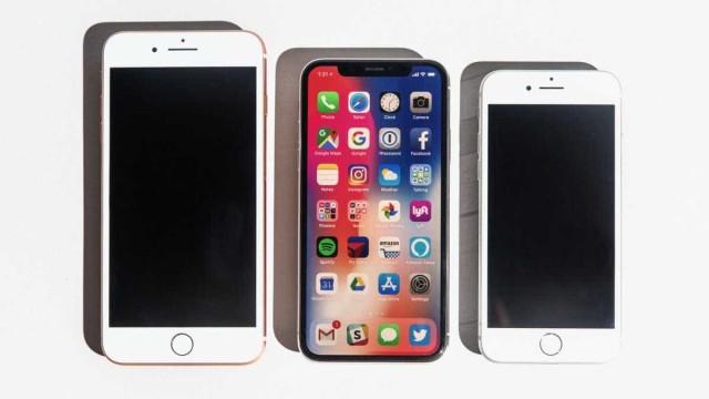 Fãs da Apple foram 'conquistados' pelo iPhone X