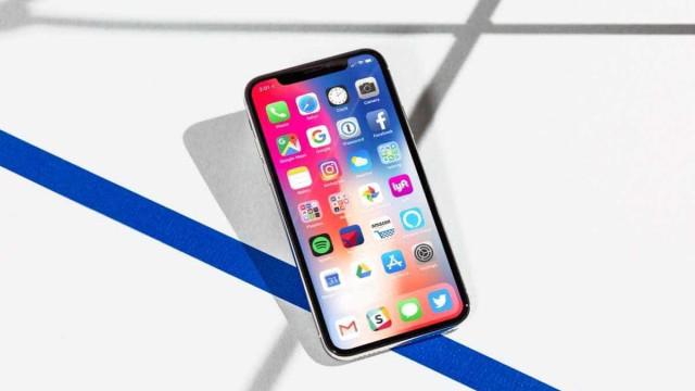 Parece que o design do iPhone X veio para ficar