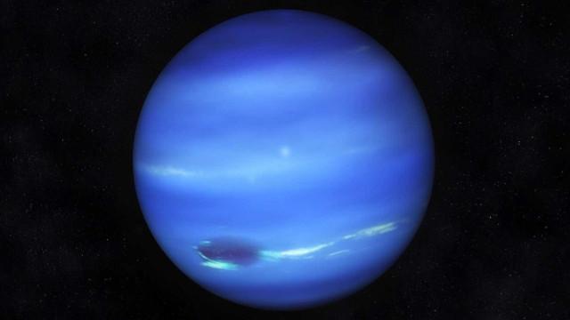 Lua mais pequena de Neptuno pode ser fragmento da segunda maior lua
