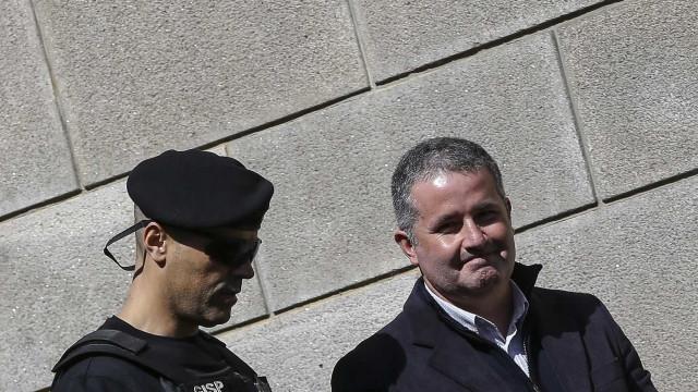 """Caso Pedro Dias: Militar prestou hoje """"um testemunho fundamental"""""""