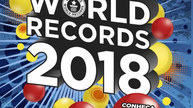No Dia Internacional do Guinness, eis alguns recordes extraordinários