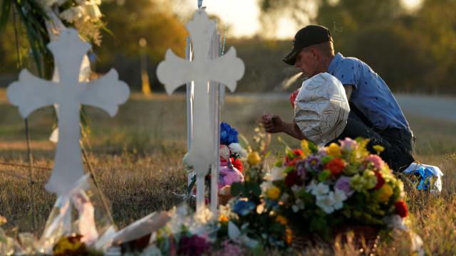 Massacre em igreja no Texas foi filmado. Atirador foi impiedoso