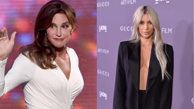 Caitlyn Jenner não fala com Kim Kardashian há mais de um ano