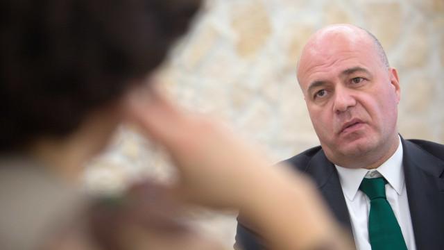 Paulo Mota Pinto manifesta apoio à candidatura de Rui Rio