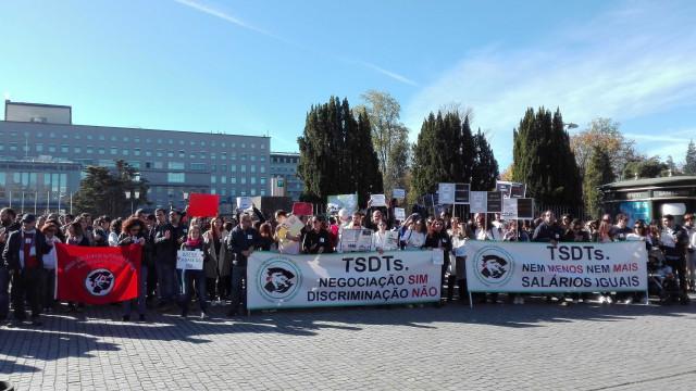 Técnicos de diagnóstico e terapêutica voltam à greve em junho e julho
