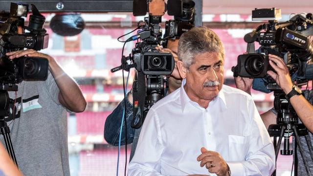 Varandas Fernandes esclarece estado de saúde de LFV