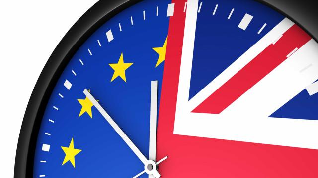 'Brexit': Crescimento do PIB acelera para 0,5% no 4.º trimestre de 2017