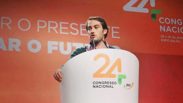 Presidente da JSD Oeste declara apoio a Rui Rio