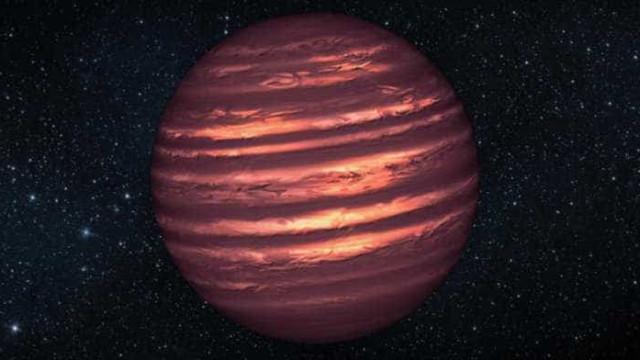"""Há nova descoberta no Espaço. Será um planeta ou estrela """"fracassada""""?"""