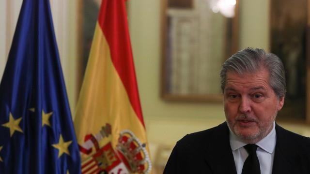 """Madrid considera """"muito bem"""" que Forcadell acate ordem constitucional"""