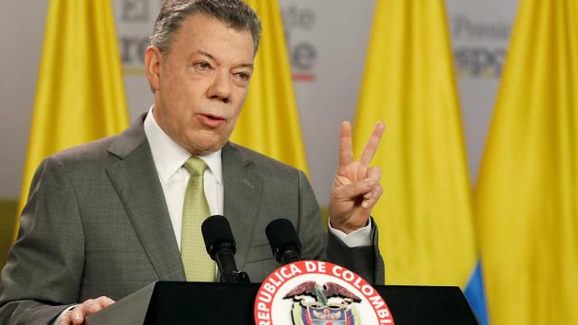 Presidente da Colômbia não cede a exigências da guerrilha