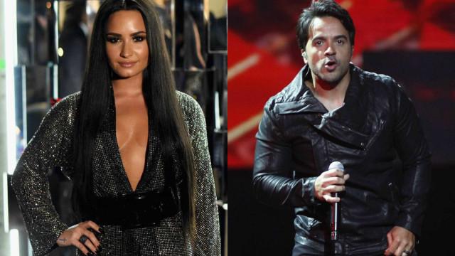 Demi Lovato causa furor na Internet com foto ao lado de Luis Fonsi