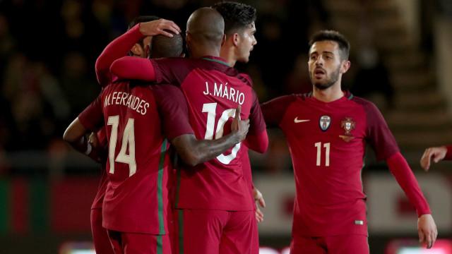 Portugal mantém terceiro lugar no 'ranking' da FIFA. Alemanha lidera