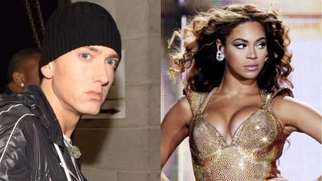 Olha que dois! Eminem regressa à música ao lado de Beyoncé