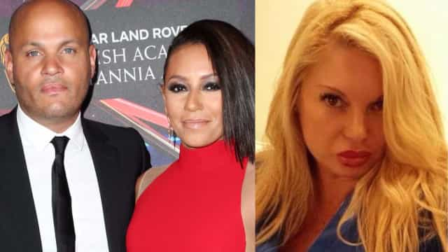 Ex-atriz pornográfica conta como foi noite de sexo com Mel B e o marido