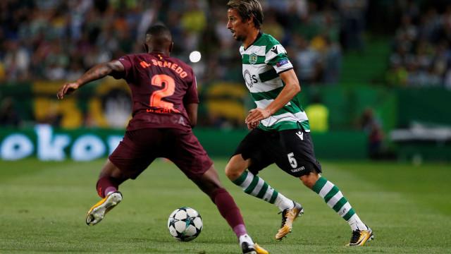 Sporting não pretende prolongar empréstimo de Fábio Coentrão