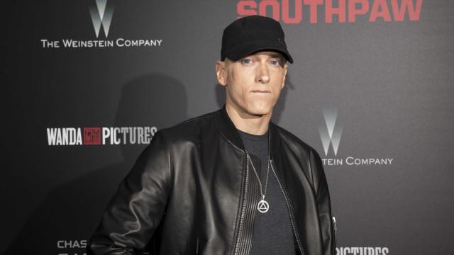 Hoje é dia de MTV European Music Awards e Eminem não vai faltar
