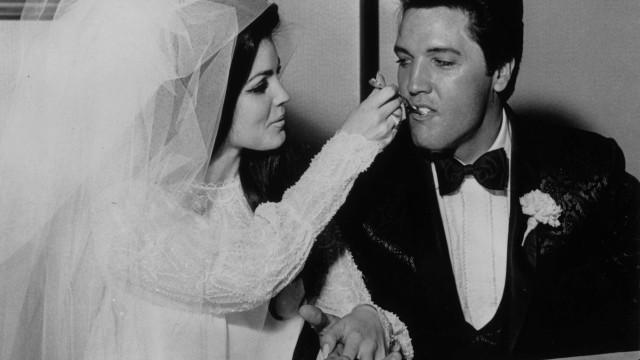 Priscilla Presley declara-se a Elvis Presley no dia do seu aniversário