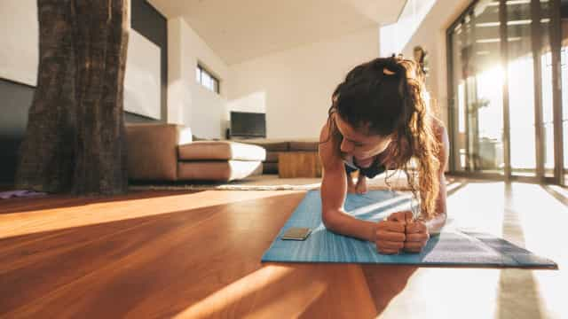 Quatro dicas para melhorar os treinos em casa