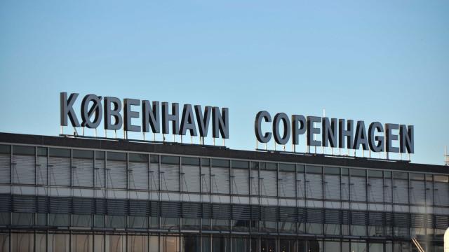Ameaça levou aeroporto de Copenhaga a fechar portas de embarque