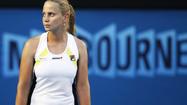 """Jelena Dokic revela: """"O meu pai batia-me, cuspia-me e insultava-me"""""""