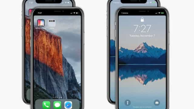 Vendas baixas do iPhone X também estão a prejudicar a Samsung