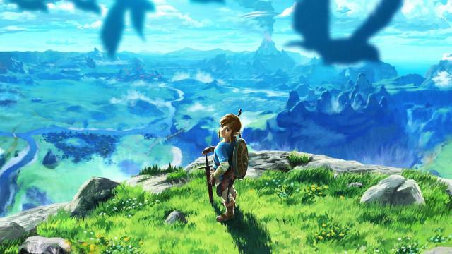 Produção de novo 'The Legend of Zelda' já arrancou
