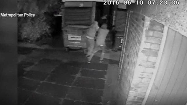 Divulgadas imagens de tentativa de homicídio. Polícia oferece recompensa