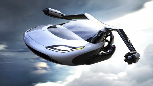 Volvo espera vir a ter… carros voadores