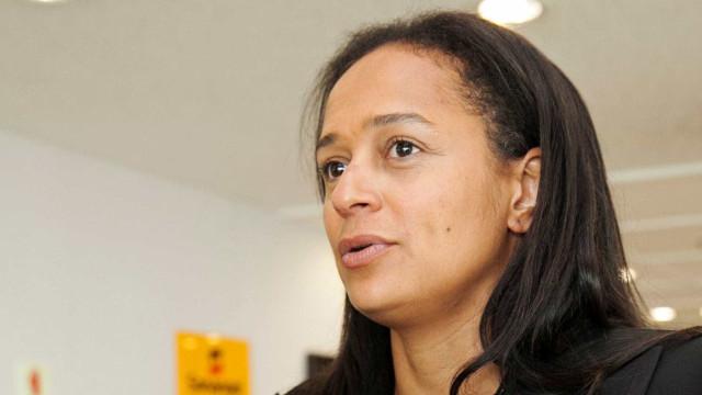 Isabel dos Santos nega ter sido notificada pela PGR de Angola
