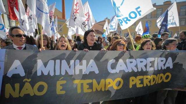Sem mudanças de posição, professores e Governo voltam às negociações