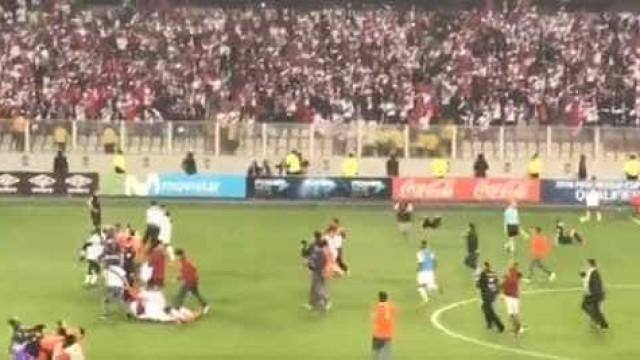 Após 36 anos, o Peru está de volta a um Mundial e a festa foi... 'louca'