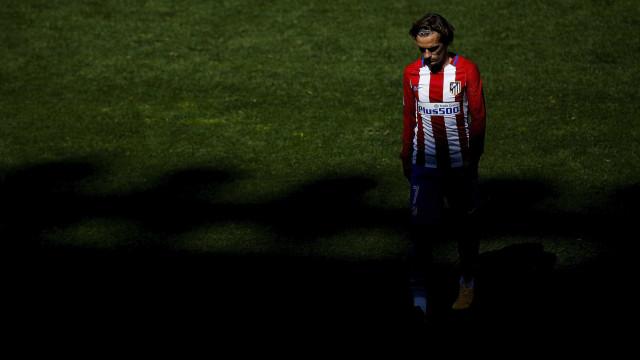 Atlético de Madrid faz queixa do Barcelona à FIFA por causa de Griezmann