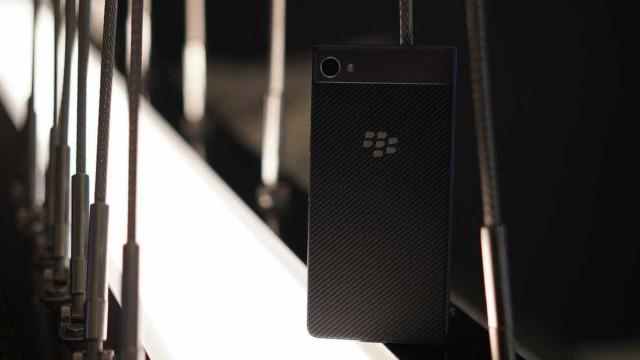 Já conhece o novo BlackBerry? Chama-se Motion e pode deslumbrá-lo