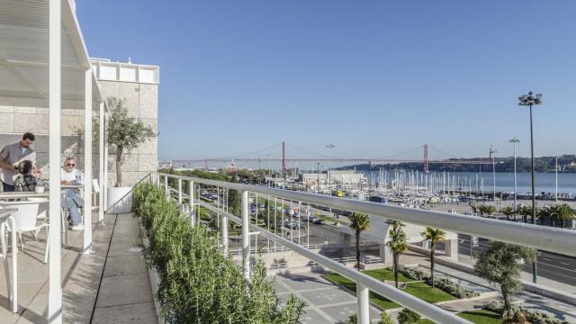 Topo. CCB acolhe o quarto 'ponto mais alto' de Lisboa