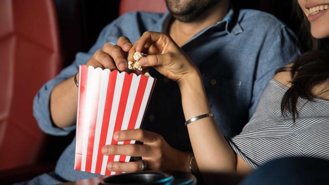 Cinemas perderam quase um milhão de espectadores em 2018
