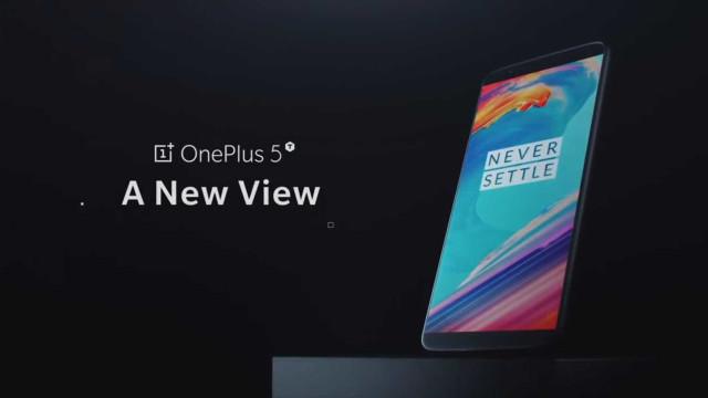 Eis o novo (e mais bonito) OnePlus 5T