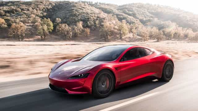 Poderá 'kitar' o novo Tesla com propulsores de foguetes