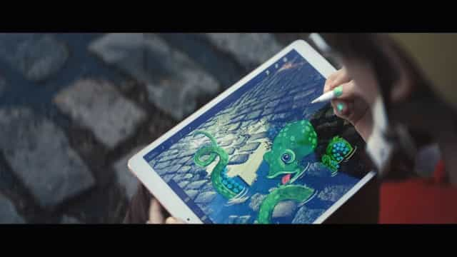 A Apple quer que considere o iPad Pro para ser o seu próximo computador
