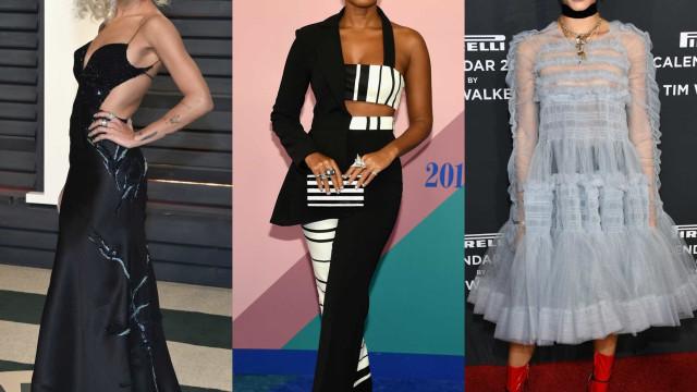 Conheça os ícones da moda de 2017