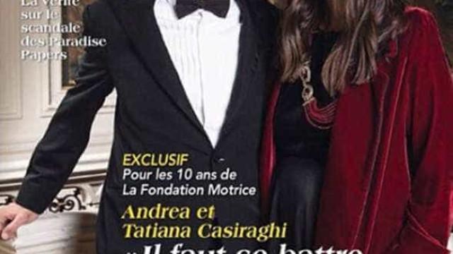 Andrea Casiraghi e Tatiana Santo Domingo vão ser novamente pais?